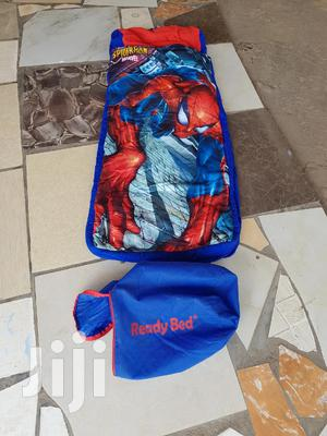 Children's Spiderman Sleeping Bag Ready Bed | Children's Furniture for sale in Greater Accra, Adenta