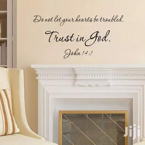 Bible Verse Wall Stickers | Home Accessories for sale in Greater Accra, Accra Metropolitan