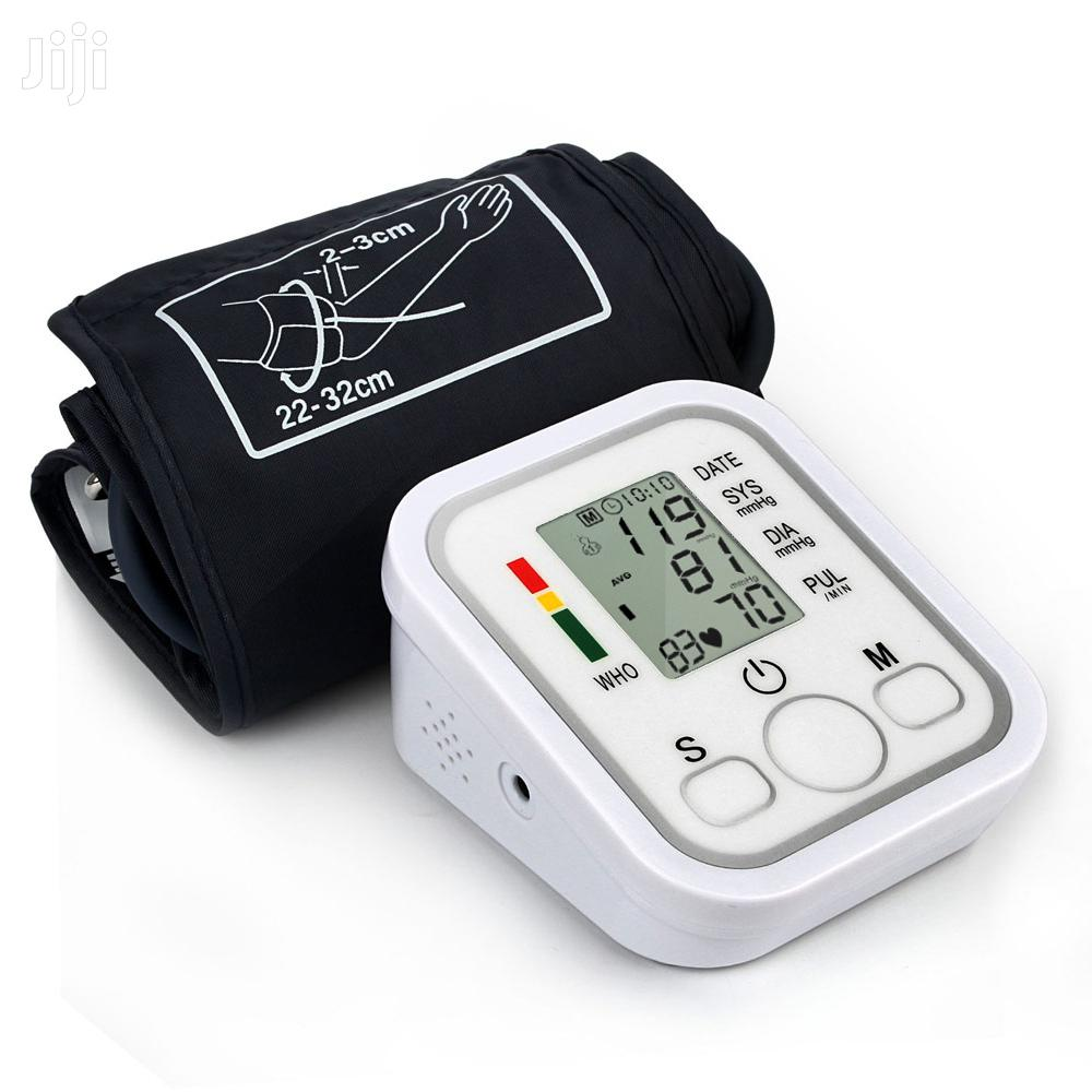 Blood Pressure Monitor/ Bp Machine   Medical Supplies & Equipment for sale in East Legon, Greater Accra, Ghana