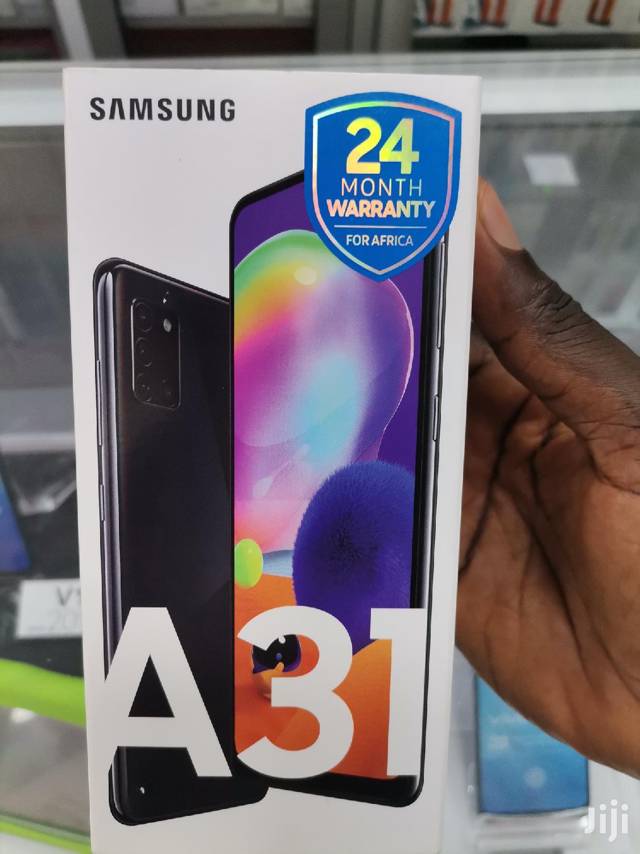 Archive: New Samsung Galaxy A31 128 GB