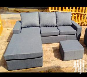 + Free Delivery L Shaped Chair(Sofa) | Furniture for sale in Greater Accra, Adabraka