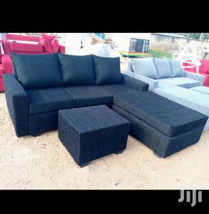 Cute Design L Shaped Sofa Chair | Furniture for sale in Greater Accra, Adabraka