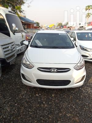 Hyundai Accent 2015 White   Cars for sale in Greater Accra, Achimota