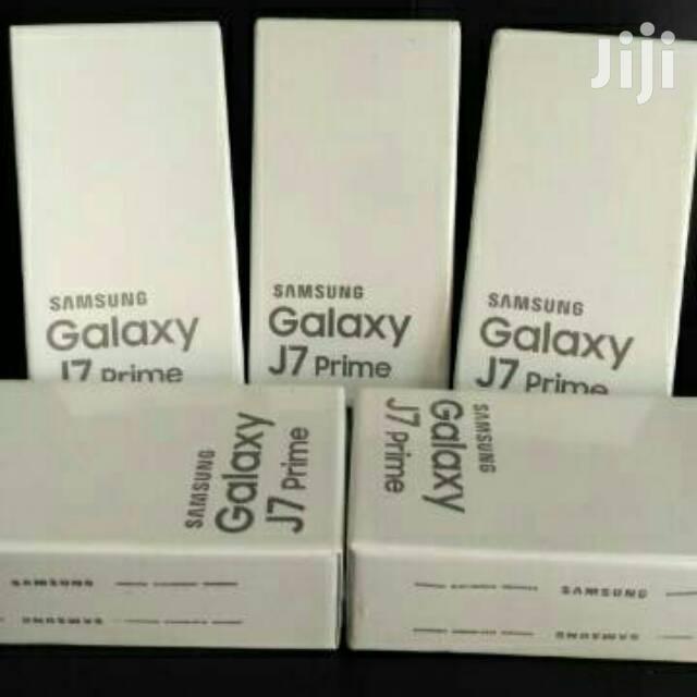 New Samsung Galaxy J7 Prime 32 GB Black