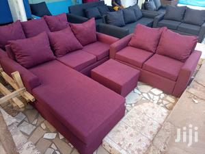 L Shaped+2in1. Sofa Set. Free Delivery | Furniture for sale in Greater Accra, Accra Metropolitan