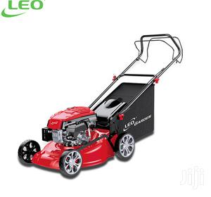 Adorable Leo 3hp 1ltr Fuel Tank 40mm Lawn Mower (Lm40-e) | Garden for sale in Greater Accra, Accra Metropolitan