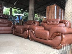 Leather Room Furniture Sofa Set | Furniture for sale in Ashanti, Kumasi Metropolitan