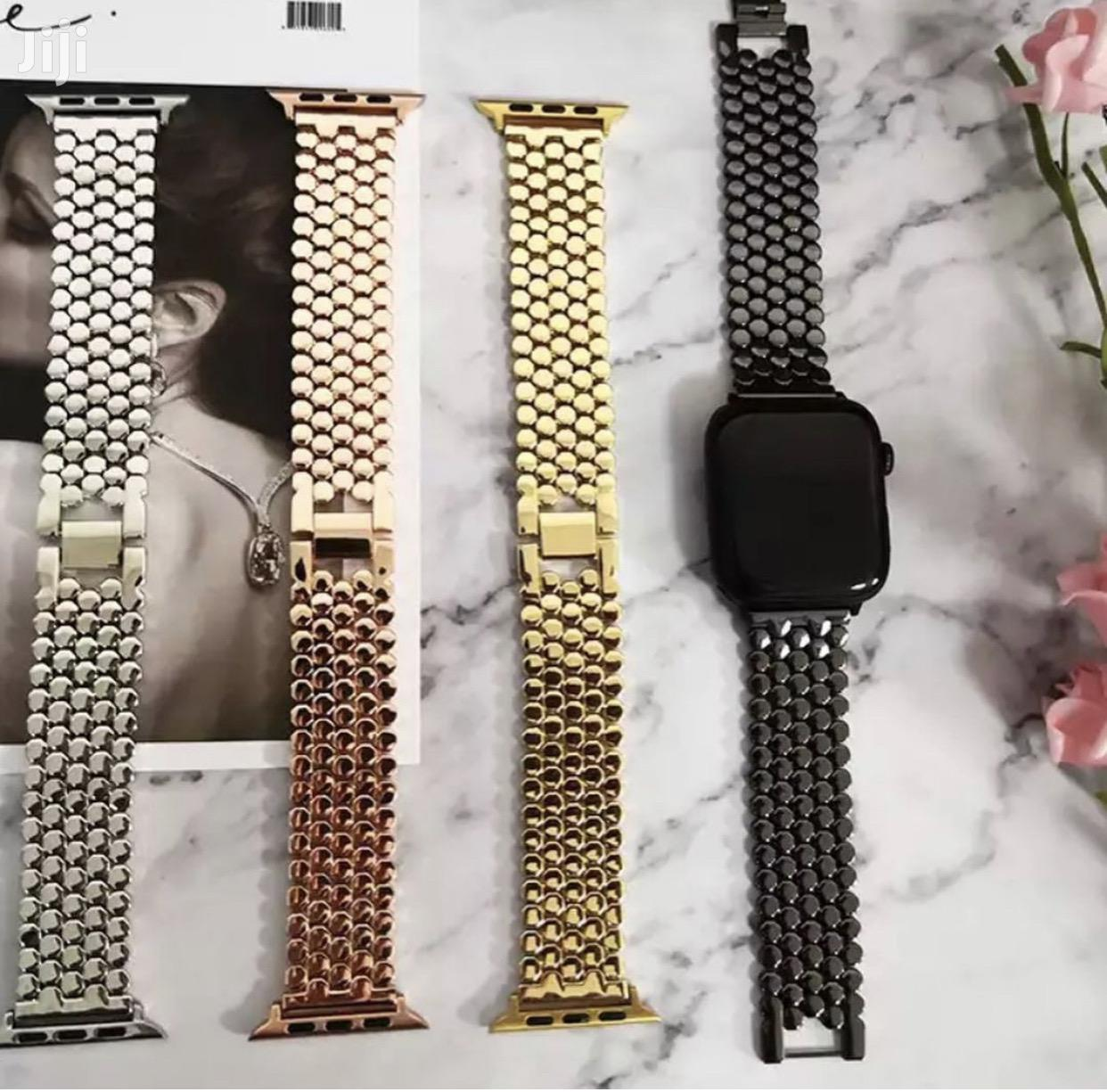 P1 Stainless Steel Strap/Band for Apple Watch Series 1 to 6