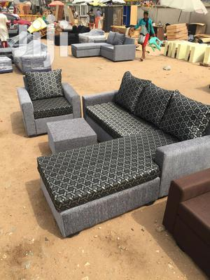 Easy to Clean When Dirty L Shaped Sofa Chair | Furniture for sale in Greater Accra, Adabraka