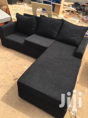 Latest Design Model L Shaped Sofa Couch Chair | Furniture for sale in Greater Accra, Adabraka