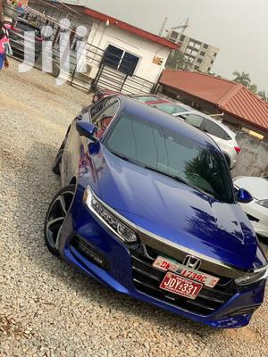 Honda Accord 2018 Blue   Cars for sale in Greater Accra, Abelemkpe