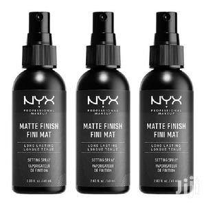 NYX Matte Finish Setting Spray   Makeup for sale in Greater Accra, Odorkor