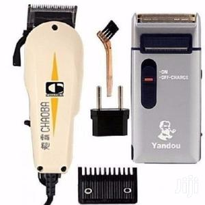 Chaoba Professional Hair Clipper - Rechargeable Shaver – 3W   Tools & Accessories for sale in Greater Accra, East Legon