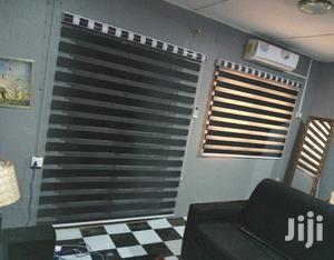 Classy Black Zebra Blinds   Home Accessories for sale in Greater Accra, Tema Metropolitan