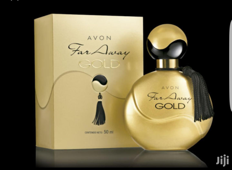 Far Away Gold Perfume