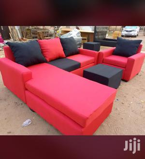Quality Material L Shaped Sofa Chair | Furniture for sale in Greater Accra, Adabraka