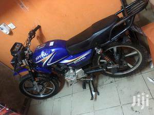 Motorcycle 2019 Blue   Motorcycles & Scooters for sale in Greater Accra, Accra Metropolitan