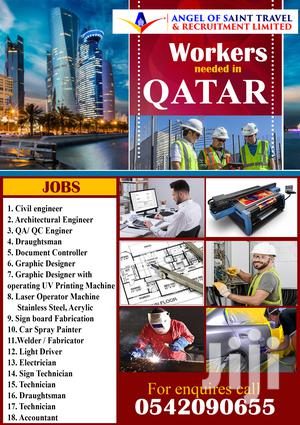 Workers Needed in QATAR | Travel Agents & Tours for sale in Ashanti, Ejisu-Juaben Municipal