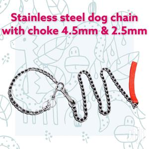 Chain+Choke (2.5mm and 4.5mm)   Pet's Accessories for sale in Greater Accra, Ga East Municipal