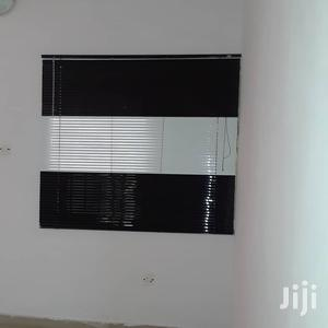 White and Black Modern Curtain Blinds | Home Accessories for sale in Greater Accra, Accra Metropolitan