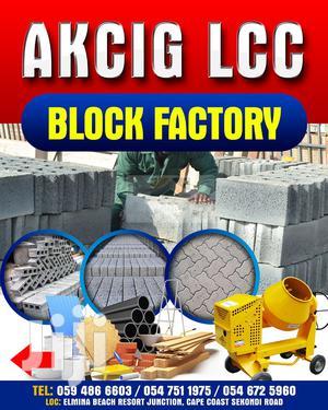 Block Factory | Manufacturing Services for sale in Central Region, Cape Coast Metropolitan