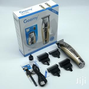 Geemy GM-6261 Adjustable Professional Hair Trimmer/Clipper | Tools & Accessories for sale in Greater Accra, East Legon