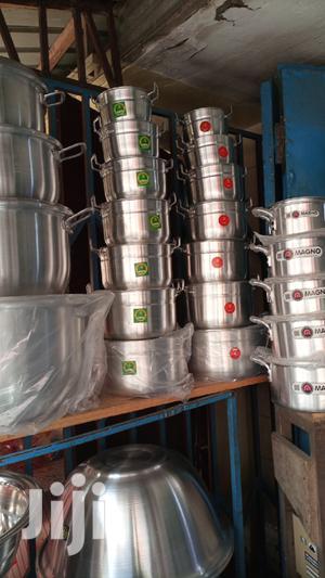 7 Sets Aluminium Cookware   Kitchen Appliances for sale in Greater Accra, Accra Metropolitan