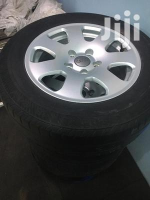Rim 16 Tyre-Audi | Vehicle Parts & Accessories for sale in Greater Accra, Odorkor