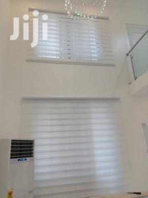 White Zebra Curtains Blinds | Home Accessories for sale in Ashanti, Kumasi Metropolitan