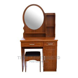 Dresser With Stool Mirror | Furniture for sale in Greater Accra, Accra Metropolitan