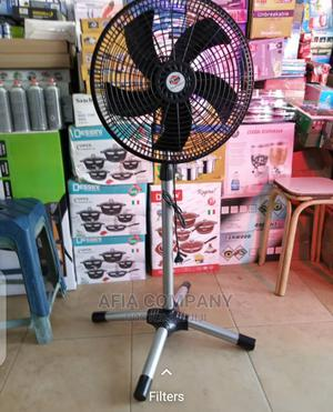 Elbee 16 Inches 5 Blades Standing Fan | Home Appliances for sale in Greater Accra, Accra Metropolitan