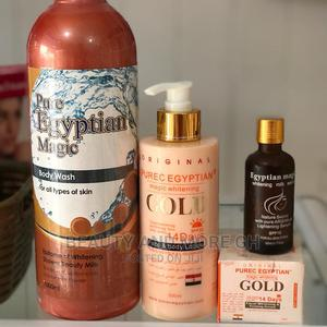 Pure Egyptian Magic Whitening Set | Skin Care for sale in Greater Accra, Osu