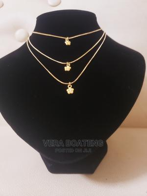 3piece Necklace | Jewelry for sale in Greater Accra, Accra Metropolitan