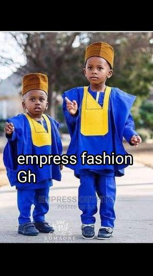 Boys Agbada Set   Clothing for sale in Greater Accra, Accra Metropolitan