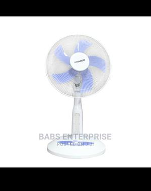 """Nasco 16"""" Rechargeable Standing Fan 
