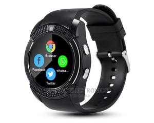 V8 Smart Watch ( Health and Communication ) | Smart Watches & Trackers for sale in Greater Accra, Asylum Down