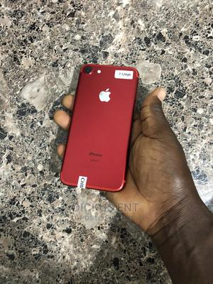 New Apple iPhone 7 128 GB Red   Mobile Phones for sale in Greater Accra, Tema Metropolitan