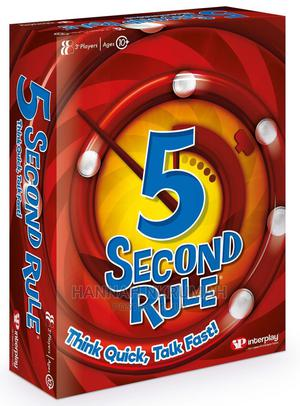 5 Seconds Rule Game | Books & Games for sale in Greater Accra, Tema Metropolitan