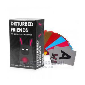 Disturbed Friends | Books & Games for sale in Greater Accra, Tema Metropolitan