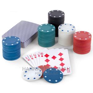Poker Card and Chip | Books & Games for sale in Greater Accra, Tema Metropolitan