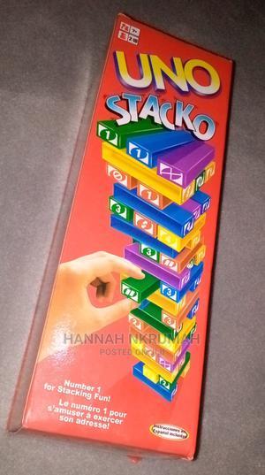 UNO Stacko | Books & Games for sale in Greater Accra, Tema Metropolitan