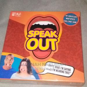 Speak OUT Game | Books & Games for sale in Greater Accra, Tema Metropolitan