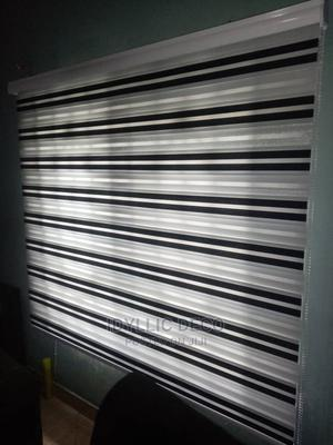 Black White Zebra Blinds   Home Accessories for sale in Greater Accra, Airport Residential Area