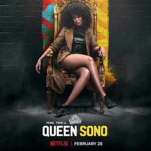 Queen Sono TV Series   CDs & DVDs for sale in Greater Accra, Ga South Municipal