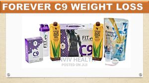 Forever C9 (9 Days Rapid Weight Loss) | Vitamins & Supplements for sale in Greater Accra, Avenor Area