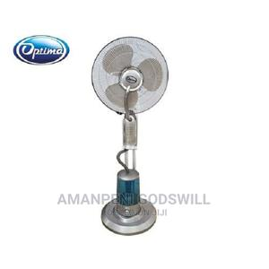 OP-F8081/F8082 3-In-1 Standing Fan With Mist Function – 75W | Home Appliances for sale in Greater Accra, East Legon