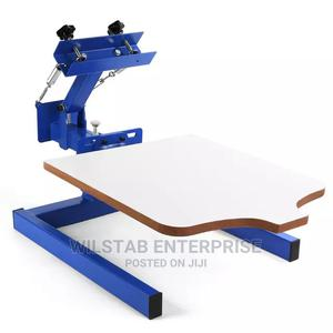 Single Screen Printing Machine | Printing Equipment for sale in Greater Accra, Accra Metropolitan