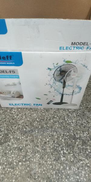 "Jeff 18"" Remote Fan | Home Appliances for sale in Greater Accra, Accra Metropolitan"