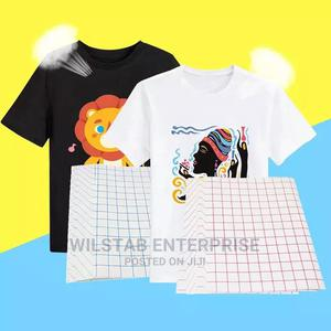 Inkjet Transfer Paper (Dark and Light) | Stationery for sale in Greater Accra, Accra Metropolitan