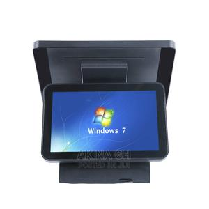 I9 Dual Screen POS Black | Store Equipment for sale in Greater Accra, Tesano